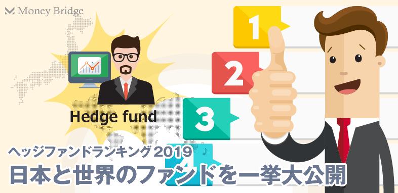 2019年ヘッジファンドランキング