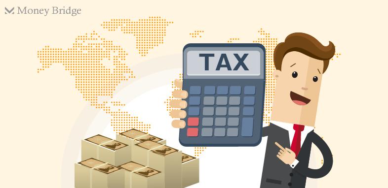 海外投資税金