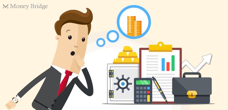 資産運用と預金の違い