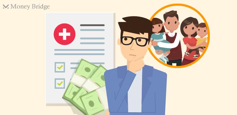 保険金は家族のために使う