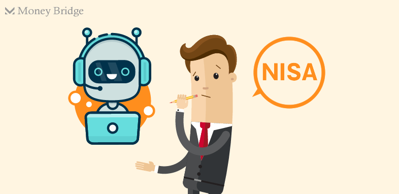 NISAでロボアドバイザーが出来るか